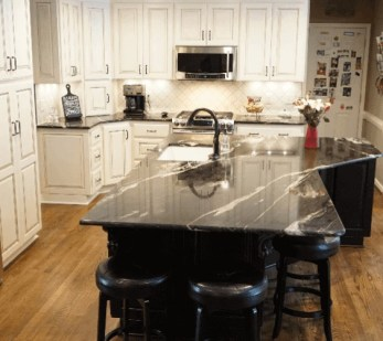 White Kitchen Island Seating
