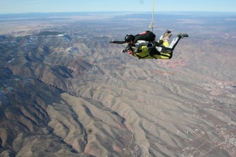 grand canyon usa skydive sky diving 2018