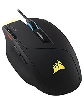 Corsair Sabre RGB gaming mouse - best gaming mouse of 2018 - top 10 gaming mouse 2018 - trendMut