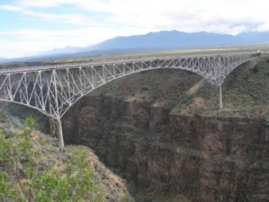 Highway 21 Bridge by Bungee Expeditions in Boise, Idaho - Best places to bungee jump - 2018 - TrendMut- USA