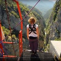 Niouc Bridge, Val d'Anniviers, Switzerland - Best places to bungee jump - 2018 - TrendMut- USA 2