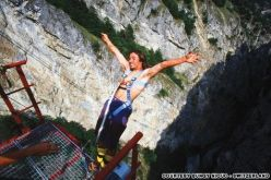 Niouc Bridge, Val d'Anniviers, Switzerland - Best places to bungee jump - 2018 - TrendMut- USA 3