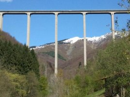 Ponte Colossus (Veglio-Pistolesa Bridge), Biella, Italy - Best places to bungee jump - 2018 - TrendMut- USA