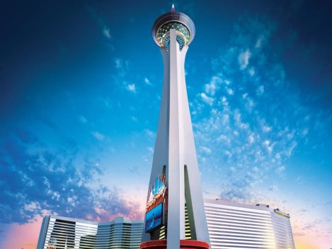 Stratosphere, Las Vegas, Nevada - Best places to bungee jump - 2018 - TrendMut- USA