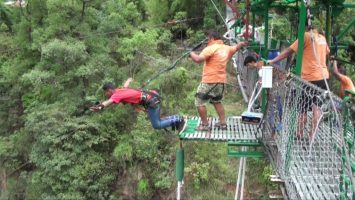 The Last Resort, Bhote Kosi River, Nepal - Best places to bungee jump - 2018 - TrendMut- USA 2