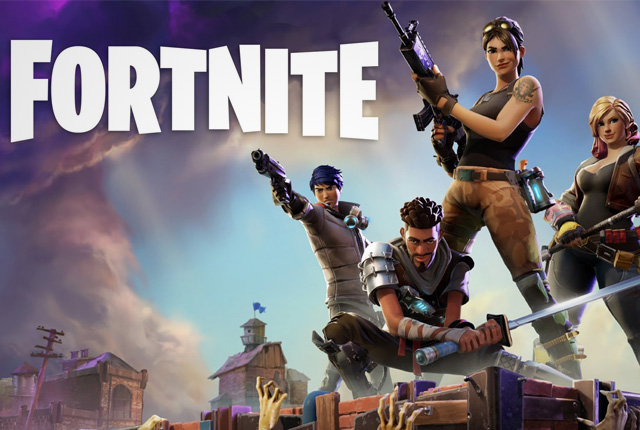 fortnite game - Fortnite on mobile android and IOS- Fortnite mobile app- android app - ios app - 2018 - TrendMut