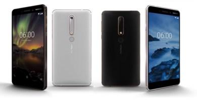 Nokia 6.1 - release date - specs - reviews - 2018 - TrendMut