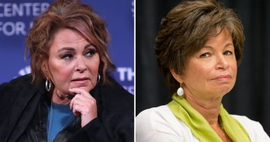 Roseanne Racist Tweet On Valerie Jarrett