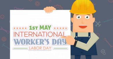 labor's day 2018 - may day - international worker's day