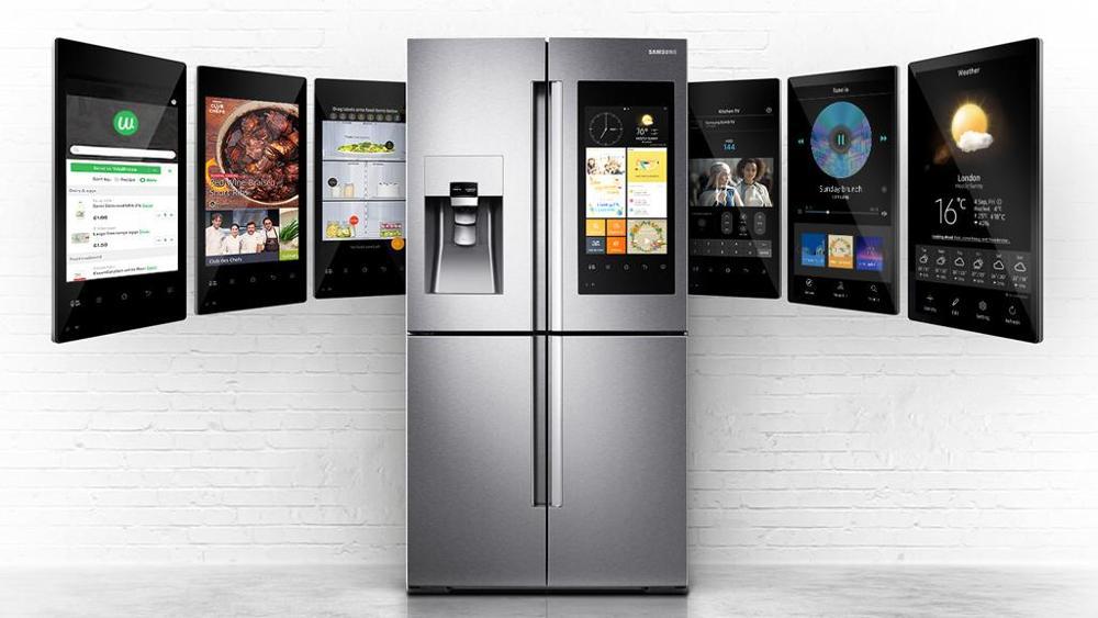 Best Smart Refrigerators To Buy In 2018 Top 10 Smart Fridges