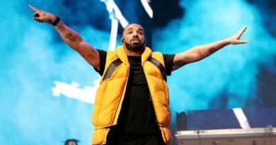 Drake Scorpion Review - Drake Scorpion Released - Drake Secret Child