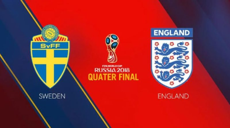 England vs Sweden, England wins by 2 goals and qualifies for Semi Finals - trendmut - FIFA WORLD CUP 2018 - News