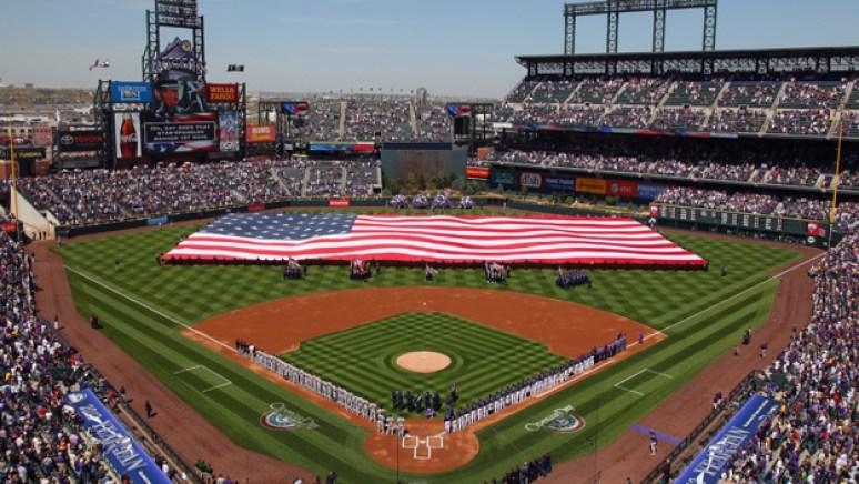 July 4th baseball game