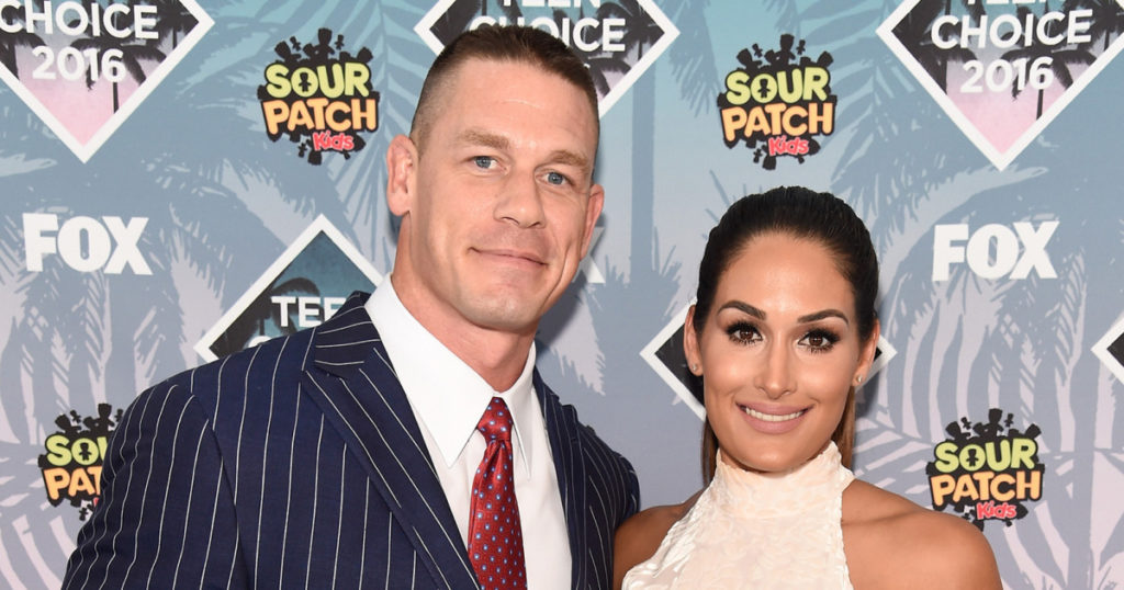 John Cena, Nikki Bella Split Up – Nikki Bella Calls Off