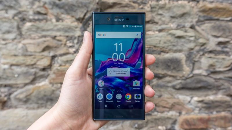 How to take a screenshot on xperia phones