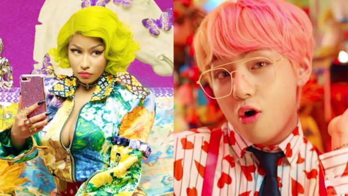 BTS ft. Nicki Minaj - IDOL Lyrics
