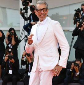 Jeff Goldblum - Venice Film Festival 2018