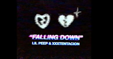 Lil Peep and XXXTENTACION Falling Down Lyrics