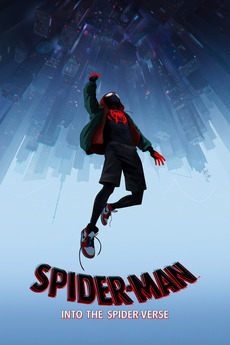 Spider-Man: Into the Spider-Verse cast