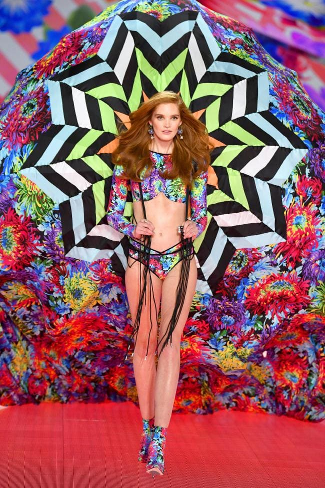 Alexina graham victoria secret 2018