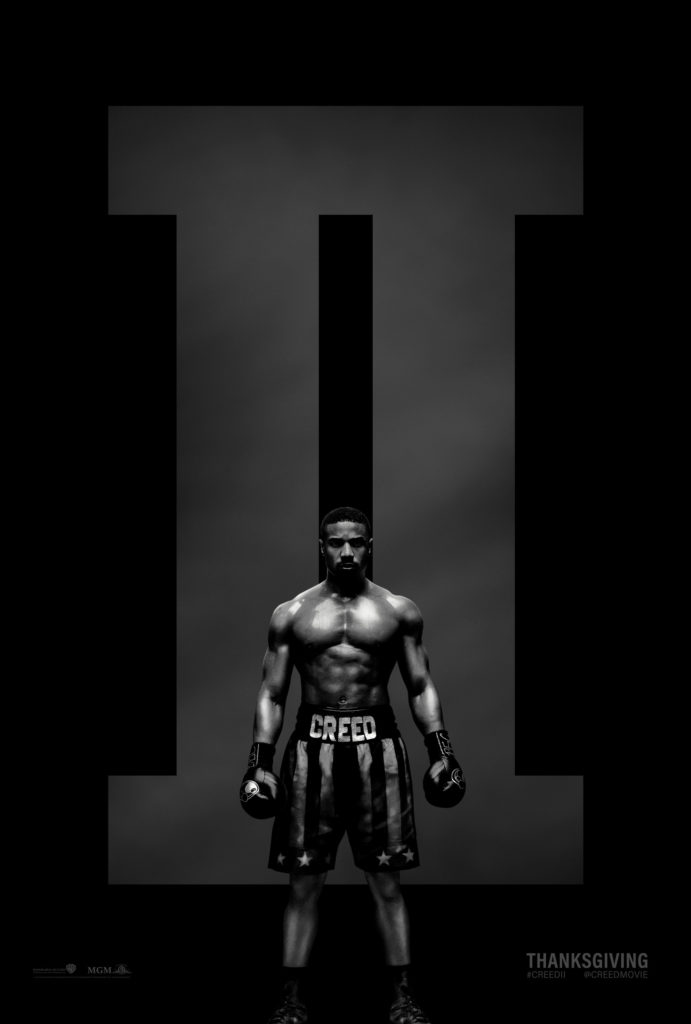 Creed 2 cast and box office collection