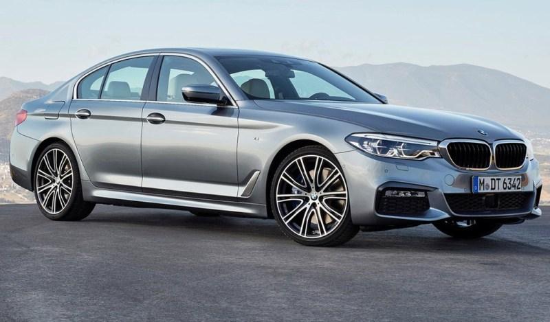 Top Ten Best Luxury Cars to buy in 2018