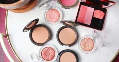 top ten blushes brands in the world