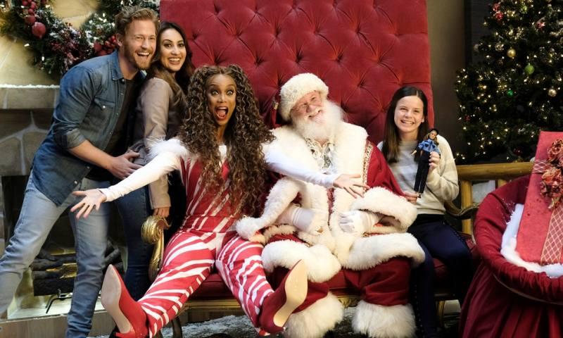 Life-Size 2 A Christmas Eve storyline