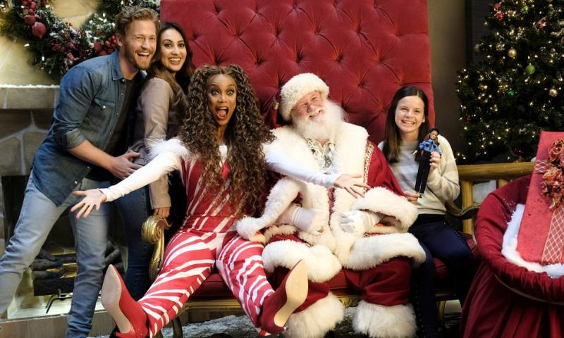 Life-Size 2 A Christmas Eve storyline