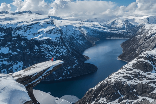 best places to visit norway