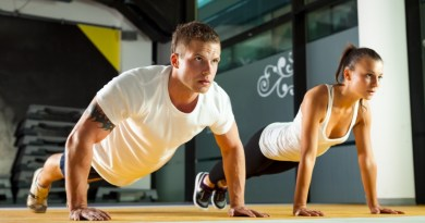 top ten exercises to stay fit and healthy for men and women