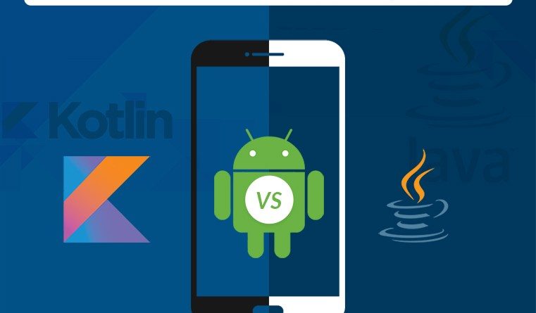 Android apps development using Java and Kotlin
