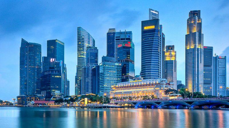 Top Ten Richest Countries 2019