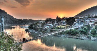 Traveling Rishikesh