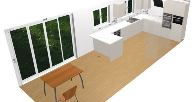 Create the Perfect 3D Kitchen Model