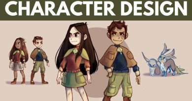 How to Design Characters