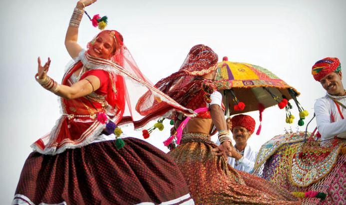 rajasthani festivities