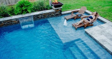 how to make swimming pool