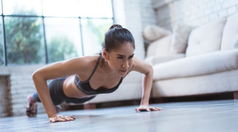 Best Body Weight HIIT Workout