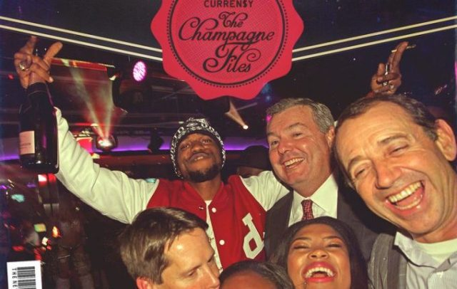 Currensy The Champagne Files Mixtape