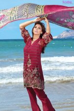 1574-CHILLI-FLAKES EMBROIDERED LAWN UNSTITCHED 5,790