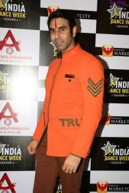 Sandip Soparrkar at India Dance Week