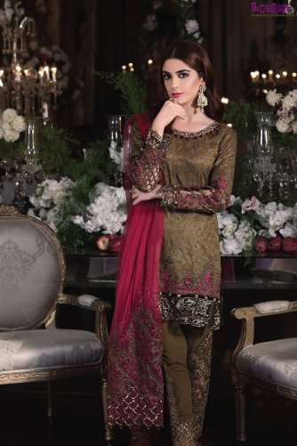 74e717a6385 Pakistani Fashion Trends —  dropcap Maria.B.  dropcap  has offered...