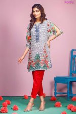 Single Shirt Lawn Embroidery 1307297 PKR 1,695