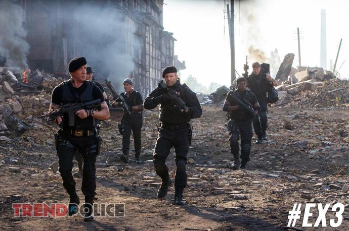 The Expendables 3 Moview 4