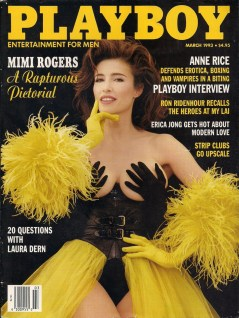 Mimi Rogers from March 1993