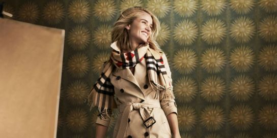 Burberry Festive Film