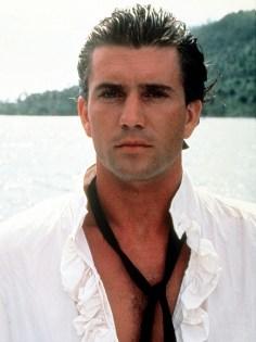 Mel Gibson in 1985