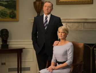 New House of Cards Trailer Shows All's Not Well in the Underwood Paradise