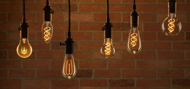 Vintage Style LED Lighting with a Twist